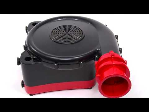 XPower Inflatable Blower - 2 HP, 1500 CFM, Model# BR-282A