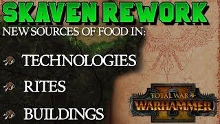 "Skaven Food Rework + ""Hunting"" - New Norsca Hunts? Treasure Hunt Rework? |  Total War: Warhammer 2"