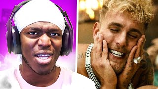 Reacting To Jake Paul's New Song...