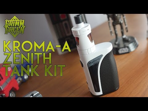 video Innokin Kroma-a 75w Kit