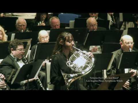 Scherzo for Horn & Concert Band