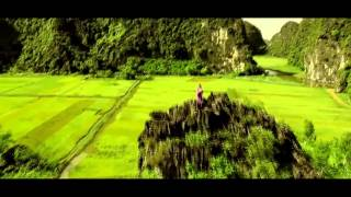 FLYCAM-Cảnh quay quê hương hùng vĩ Việt Nam