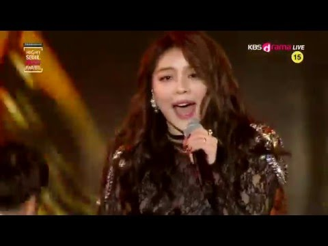 Ailee - Worth It & 너나 잘해 (Mind Your Own Business) (SEOUL MUSIC AWARDS Special Stage)