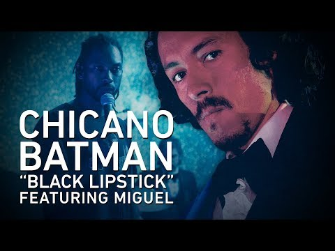 Chicano Batman - BLACK LIPSTICK (Feat. Miguel) Exclusive TUGETHER Version | Official Video