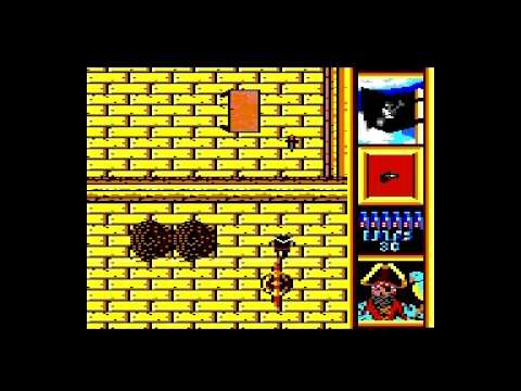 Black Beard (Topo Soft 1988) - Amstrad CPC