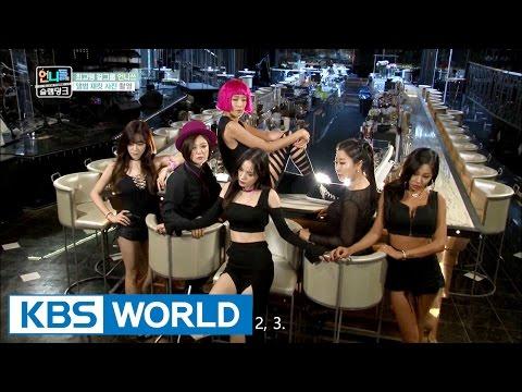 Sister's Slam Dunk | 언니들의 슬램덩크 – Ep.13 [ENG/2016.09.30]