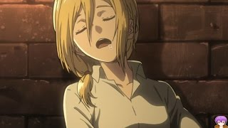 Attack on Titan Season 2 Episode 3 Anime Review - The Rush For Christa