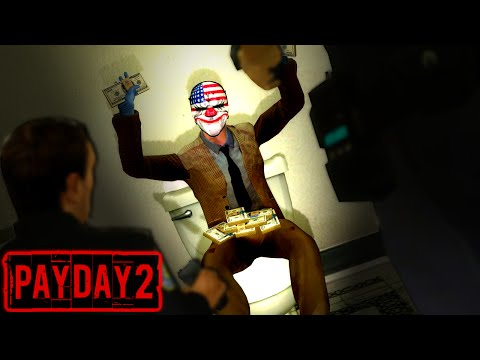 How To Not Rob a Bank (PayDay 2: The Derp Crew)