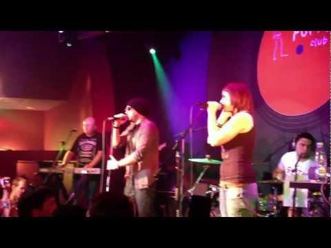 Dotsband (Многоточие/Руставели/Люба L.BeeAtch) - Что стоит (live)