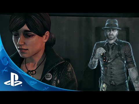 Murdered: Soul Suspect -- 101 Trailer