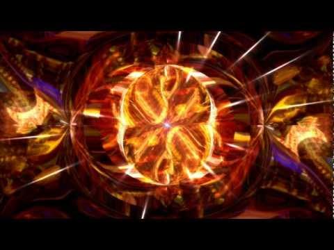 Godsmack - Releasing The Demons {MilkDrop Visual} 1080p HD 3D