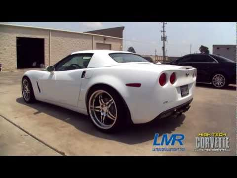 1000hp Supercharged Corvette