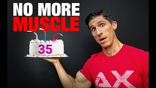 You Can't Build Muscle Over 35 Without TRT!