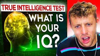 SIDEMEN TAKE AN IQ TEST!