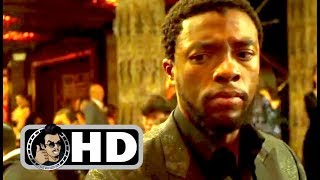 "BLACK PANTHER Movie Clip - ""Casino Fight Scene"" + Trailer (2018) Marvel Superhero Movie HD"