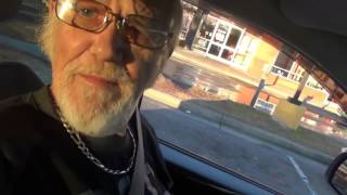 Angry Grandpa Is On Helium - The Burger King Four Cheese Whopper