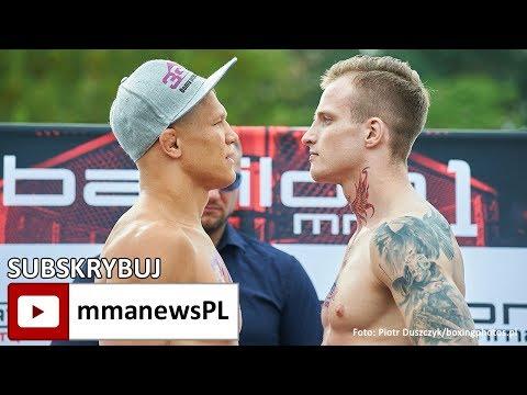 Babilon MMA 1: Daniel Skibiński liczy na dobrą walkę z Łukaszem Szczerkiem