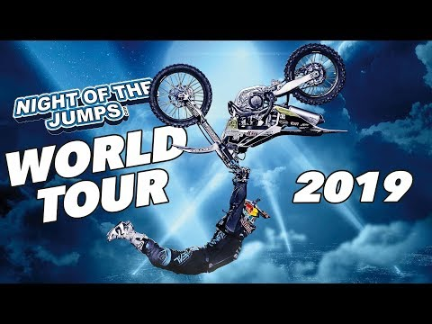 NIGHT of the JUMPs | World Tour Trailer 2019