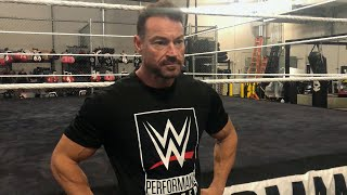 Video: WWE Performance Center Workouts: Fabian Aichner