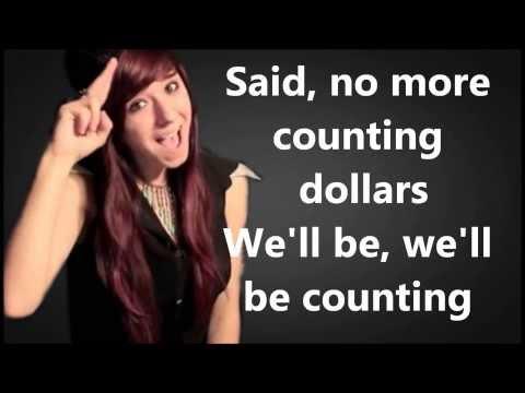 Baixar Christina Grimmie - Counting Stars Lyrics (One Republic)