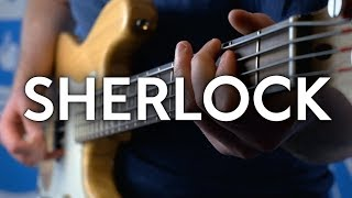 BBC Sherlock Theme on Guitar