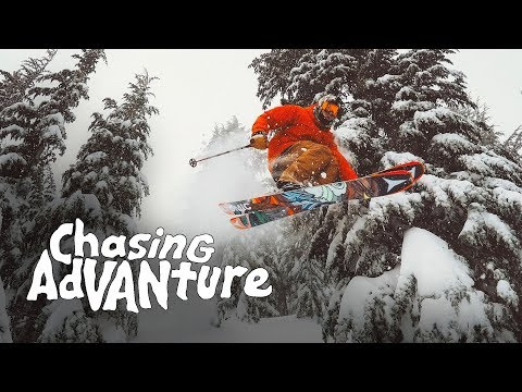 GoPro: Chasing AdVANture with Chris Benchetler in 4K