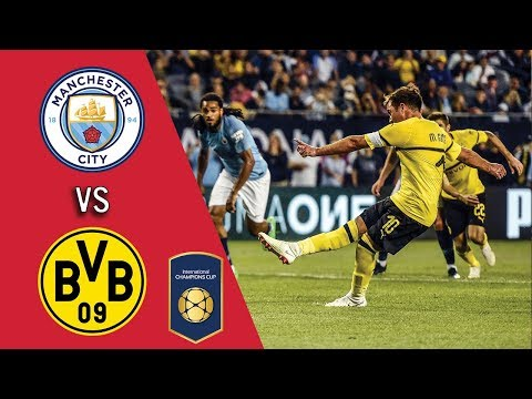 MAN CITY VS DORTMUND - INTERNATIONAL CHAMPIONS CUP VLOG #icc2018