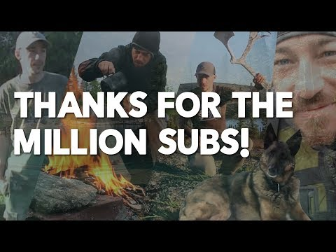 1 Million Subscriber Special!!!