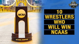 Who Will Win 2019 Wrestling Championships? | NCAA Finals Predictions