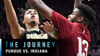 Cinematic Highlights: Indiana at Purdue | Big Ten Basketball | The Journey