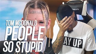 DON'T GET OFFENDED! | Tom MacDonald -