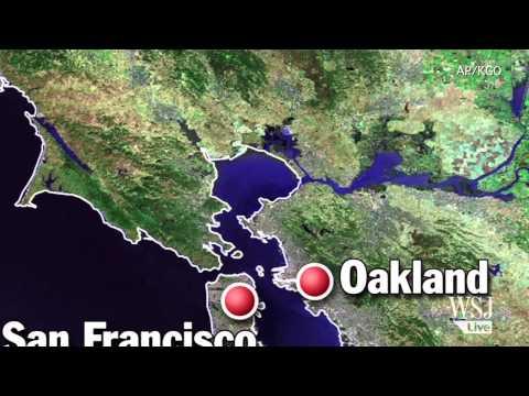 6.0-Magnitude Earthquake Shakes Bay Area