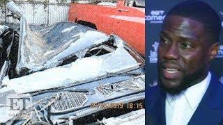 Kevin Hart Breaks Silence After Car Crash
