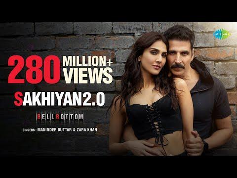 Sakhiyan 2.0 song from Bell Bottom ft. Akshay Kumar, Vaani Kapoor
