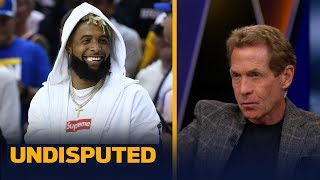 Odell Beckham Jr. wants to be highest paid NFL player - does he deserve it?   UNDISPUTED