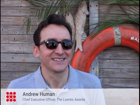 Andrew Human, Chief Executive Officer, The Loeries Awards - Loeries 2015