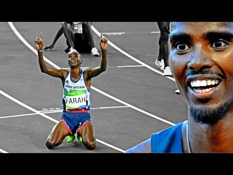 Best of Mo Farah ● 20 Poster