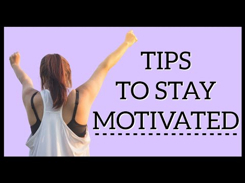 5 Simple Tricks to Stay Motivated Everyday! Life Changing Habits