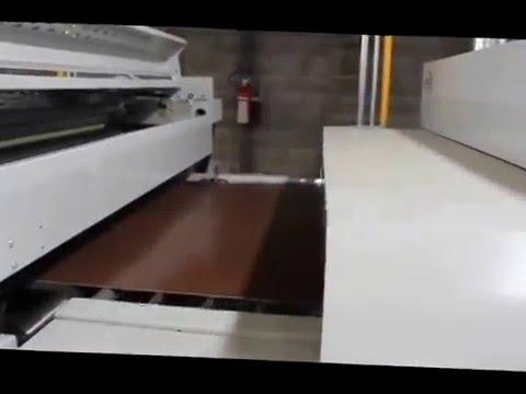 Mademaq : Línea de impresión - Industrias RECIO - CEFLA Finishing