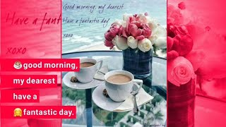 Good morning  new WhatsApp status little tone music a very happy good morning status