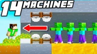 14 Redstone Machines to Impress Your Friends in Minecraft 1.15!