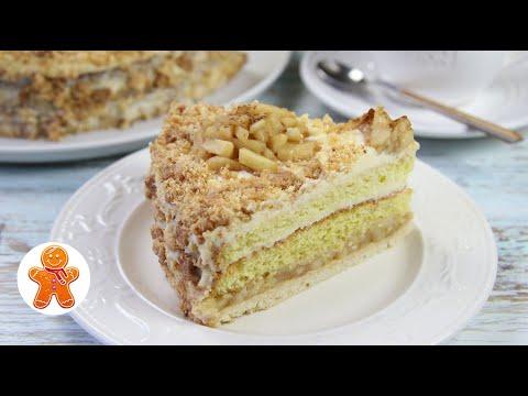 Торт «Рижский» ✧ Очень Нежный и Вкусный Торт