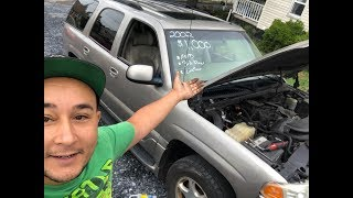 GMC DENALI FOR $1000??? LET'S CALL TEXAS SPEED FOR A CAM