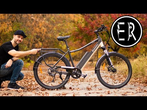 THE BEST URBAN COMMUTER UNDER $2,000!! Surface 604 Colt 2020 electric bike review