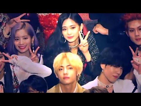 Taehyung ♡ Tzuyu TaeTzu Moments compilation-6 (2018~2019)