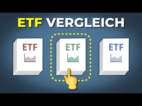 MSCI World ETF im großen Vergleich: Wie finde ich den richtigen ETF?