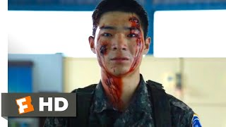 Train to Busan (2016) - Train Station Hell Scene (3/9) | Movieclips