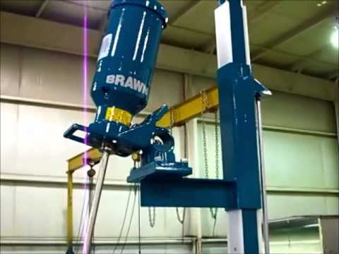 Brawn Custom Mixer Supports/Lift Stands