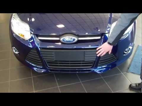 Active Grille Shutters | Cheat the Wind | 2012 Ford Focus Nanaimo