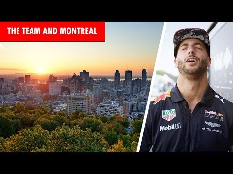 Montréal the Red Bull Racing way. It's more than a race.